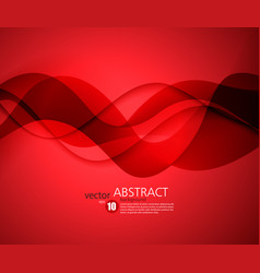 Red template abstract background with vector