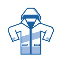 sport jacket vector image vector image