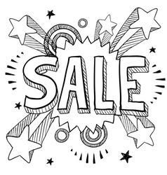 doodle pop sale vector image vector image