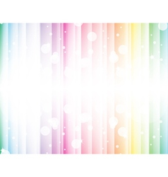 Abstract background of the rainbow vector
