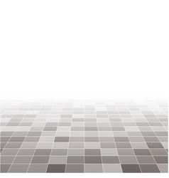 The square mosaic tile background for pool wall vector