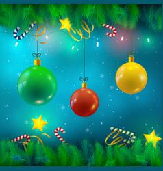 Festive bright background vector
