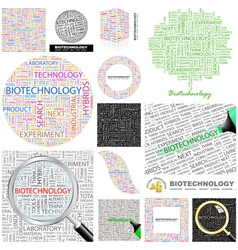 BIOTECHNOLOGY vector