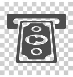 Cashpoint Terminal Icon vector