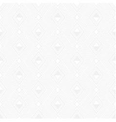 White mosaic seamless texture vector