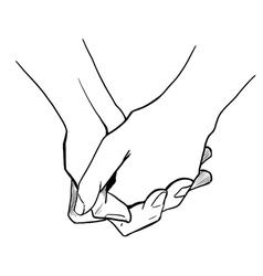 Homosexual couple vector image