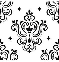 ornamental pattern for design vector image