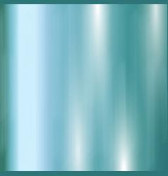 teal brushed metal background vector image vector image