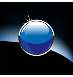blueball vector image vector image