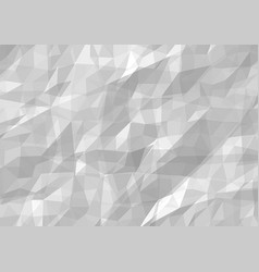 wrinkled paper background vector image