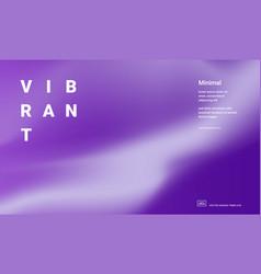 Vibrant gradient background vector