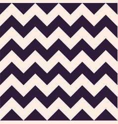 fashion zigzag pattern seamless background vector image
