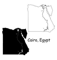 1059 cairo egypt vector