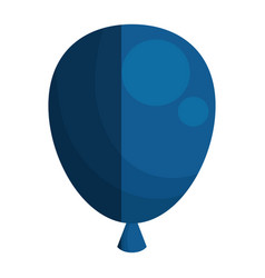 balloon air party icon vector image