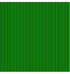 Green galousie Volume of vertical lines vector image