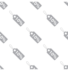 New Price tag seamless pattern vector