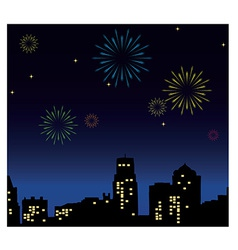 New Years Eve vector image