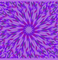 Radial pattern background - hypnotic abstract vector