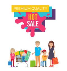 premium quality unique poster vector image vector image