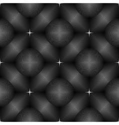 Design seamless monochrome pattern vector image