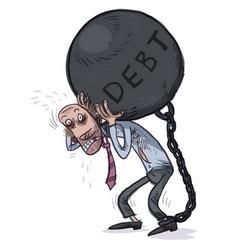 Heavy load debt vector