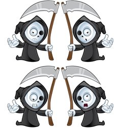 Reaper Unsure vector