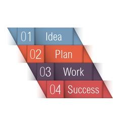 Success Concept vector image