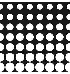 Half tone circles pattern halftone dots polka dots vector