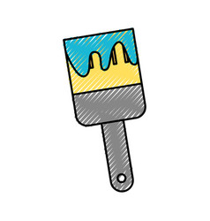 Instrument brush work vector