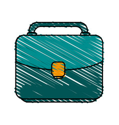 Office portfolio icon vector