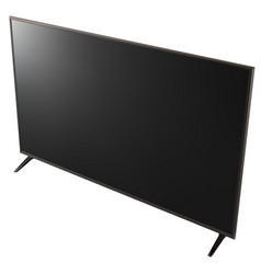 flat tv screen plasma - isolated on white vector image
