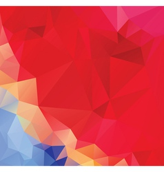 Multicolor Geometric Background vector