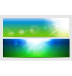 Abstract Light Colored Background vector image vector image
