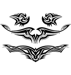 TRIPAL TATTOO vector image vector image