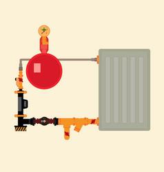 Electrode boiler vector