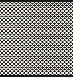 Rhombuses seamless pattern dimonds rhombuses grid vector