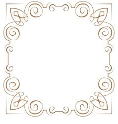 set of vintage elements for design vector image