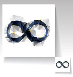 Triangulated infinite symbol vector
