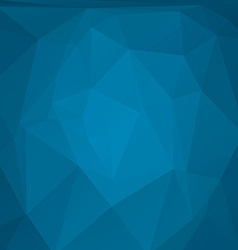 Abstract blue Geometric Background for Design vector image