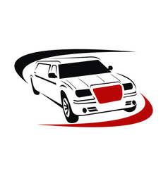 auto car solutions vector image