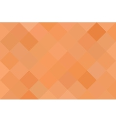 Diagonal square background pattern in autumn vector image