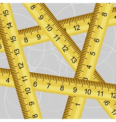measuring tape texture vector image