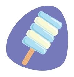 icon of a Ice-Cream vector image