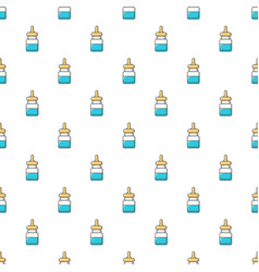 Nasal drops pattern seamless vector