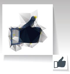 Triangulated like symbol vector