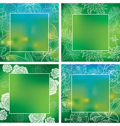 background natural 03 vector image vector image