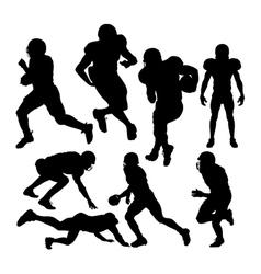 Footballplayers vector