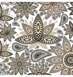 indian art background vector image