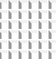 construction pattern vector image vector image