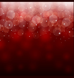 Light red holiday abstract background vector